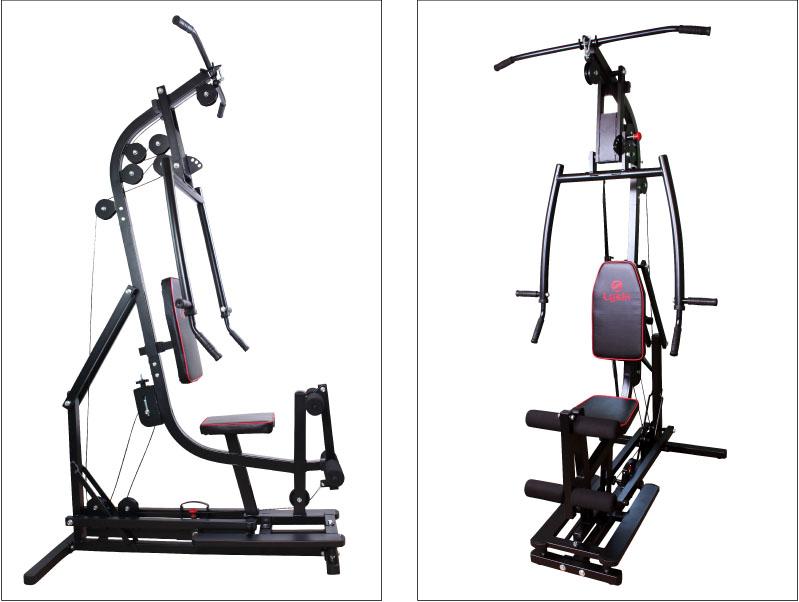 トレーニング ジム マルチ マシン スポーツ・アウトドア フィットネス・トレーニング フィットネスマシン スポーツ器具 新デザイン