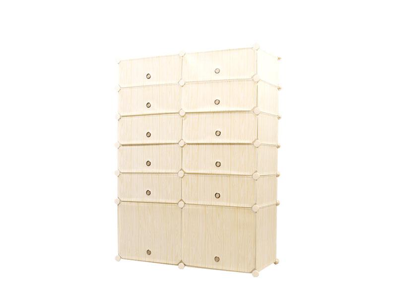 組立式 クローゼット ボックス 収納 ハンガーラック 棚・シェルフ ケース・ボックス・小物 ラック 洋タンス・クローゼット インテリア・寝具・収納 収納家具